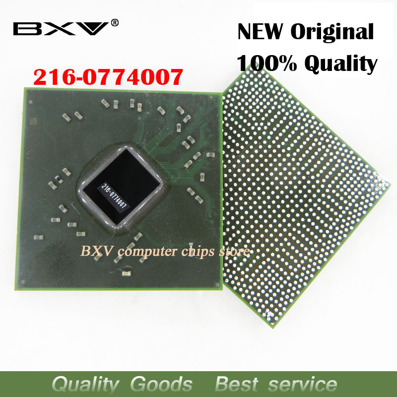 216-0774007 216 0774007 100% New Original BGA Chipset For Laptop Free Shipping