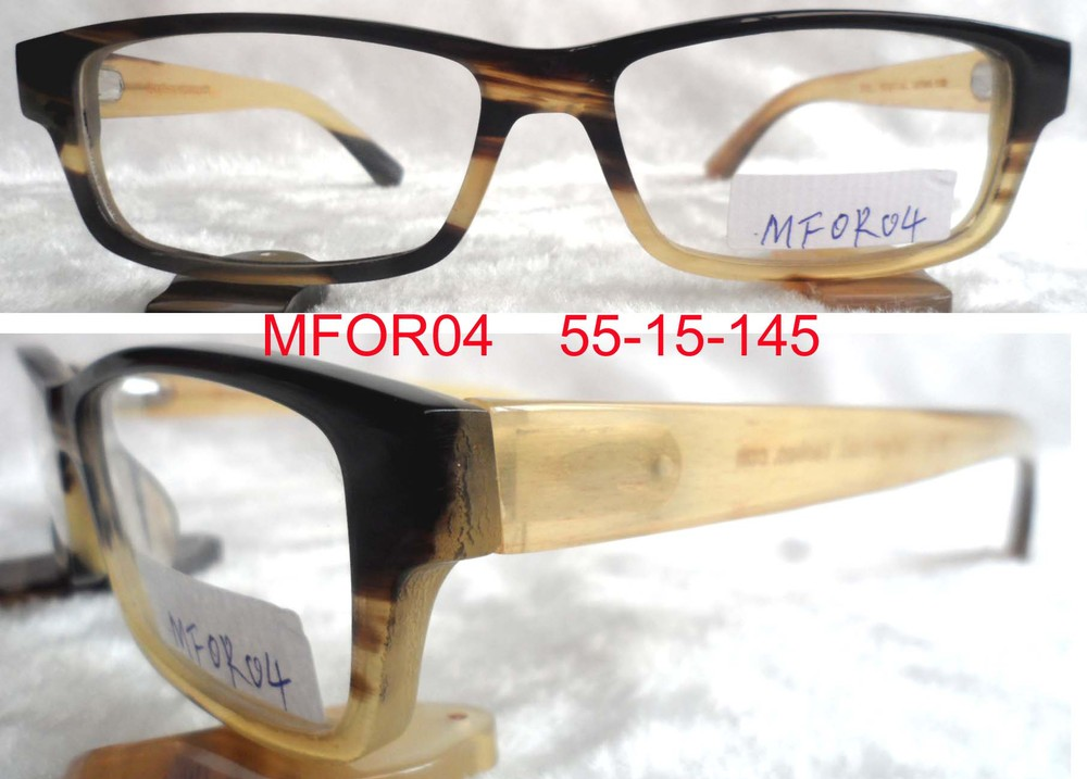 Full natural buffalo horn optical frame, fashion eyewear glasses, handmade frame. .MFOR04 - MingFeng Optical Co., Ltd. store
