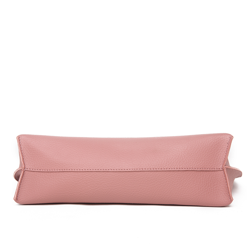 couro macio para mulheres de Women Handbag Color : Black, Blue, Gray, Pink, Dark Green, Red
