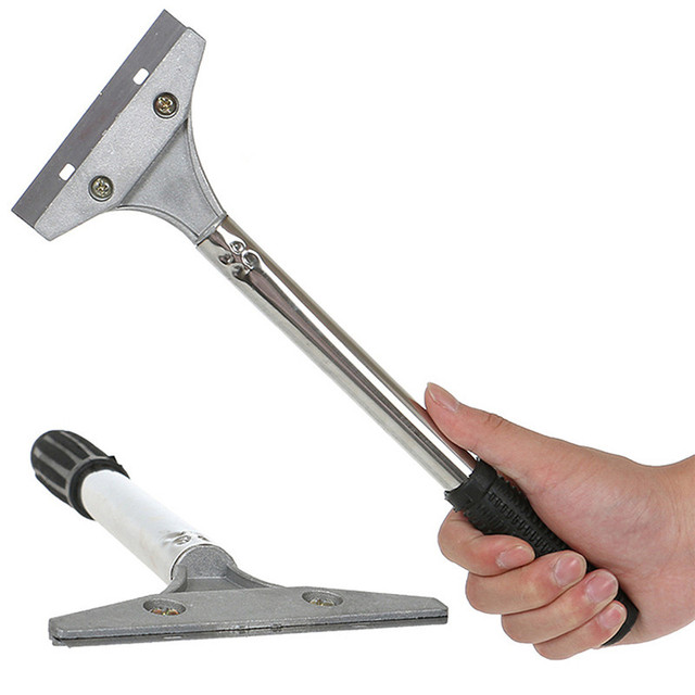 New Arrival Excellent Quality Heavy Duty Handheld Wallpaper Paint - Mechanical floor scraper