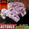DHL LEPIN 05132 8445Pcs The Ultimate Collector S Destroyer Model Building Block Set Star Compatible Brick