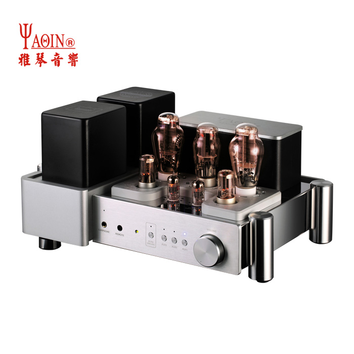 Dilvpoetey Yaqin MC-300C 300B HIFI EXQUIS Single ended highest grade Class A tube amplifier laochen 300b tube amplifier hifi exquis single ended class a handmade oldchen sliver amp
