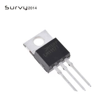 10PCS LM1117T-3.3 LM1117-3.3 LM1117T 3.3V TO220 LM new original 10pcs l7812cv to220 l7812 to 220 7812cv new and original ic