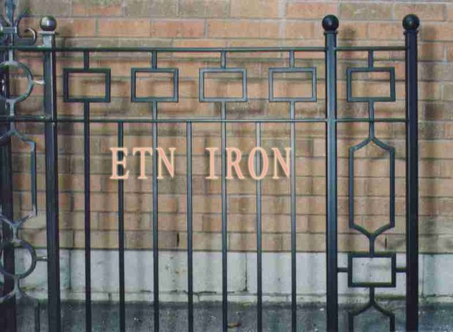 Customized Design Wrought Iron Fence Designs