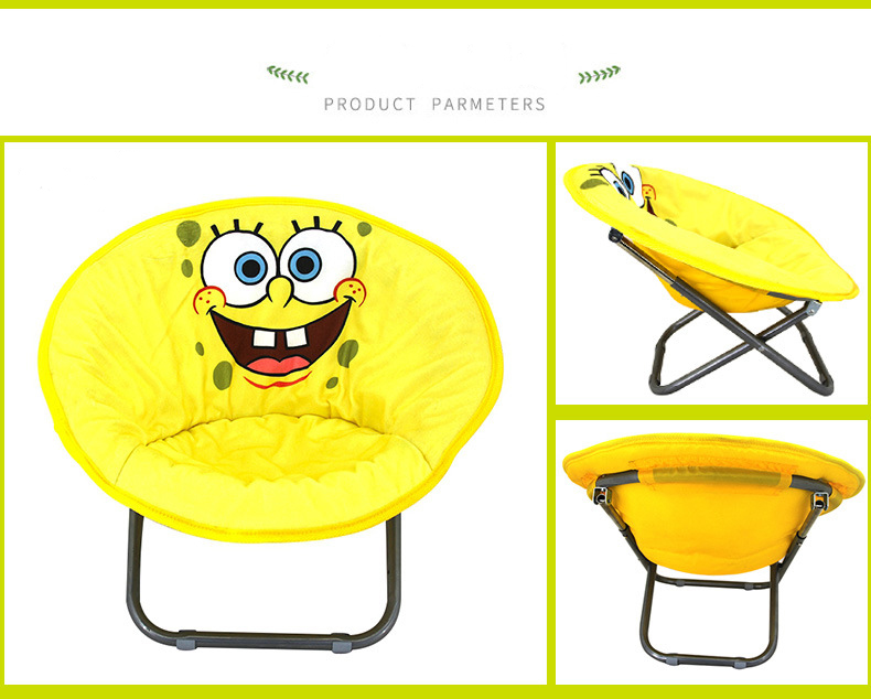 Outdoor Chairs Sofa Kids Chair Party Camping Picnic Chairs Fishing Stool Protable Can Foldable Outdoor Furniture Ultralight Seat #3
