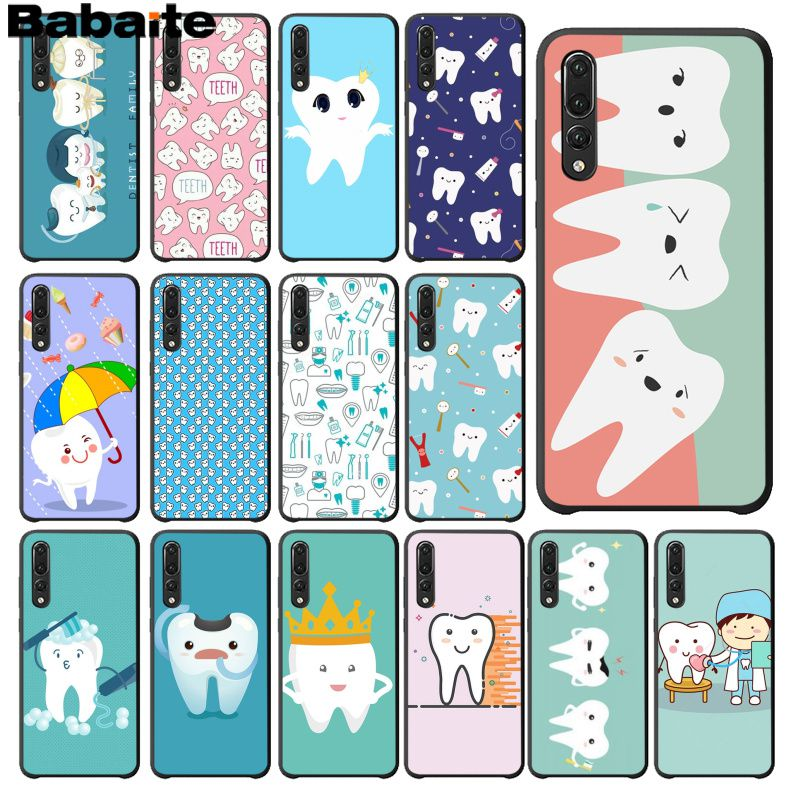 Phone Bags & Cases Half-wrapped Case Original Maiyaca Nurse Doctor Dentist Stethoscope Tooth Phone Case For Huawei P20lite P10 Plus Mate9 10 Mate10 Lite P20pro Honor10 Mate20