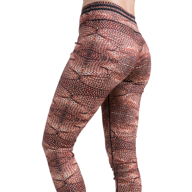 Women's Clothing Digital Printing Jeggins High Waist Gothic Trousers Sexy Push Up Knit Workout Leggings Female Casual Leggings 1