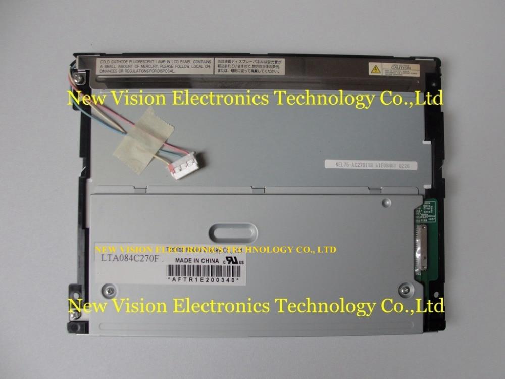 LTA084C270F Original A Grade 8 4 LCD Display for Industrial application