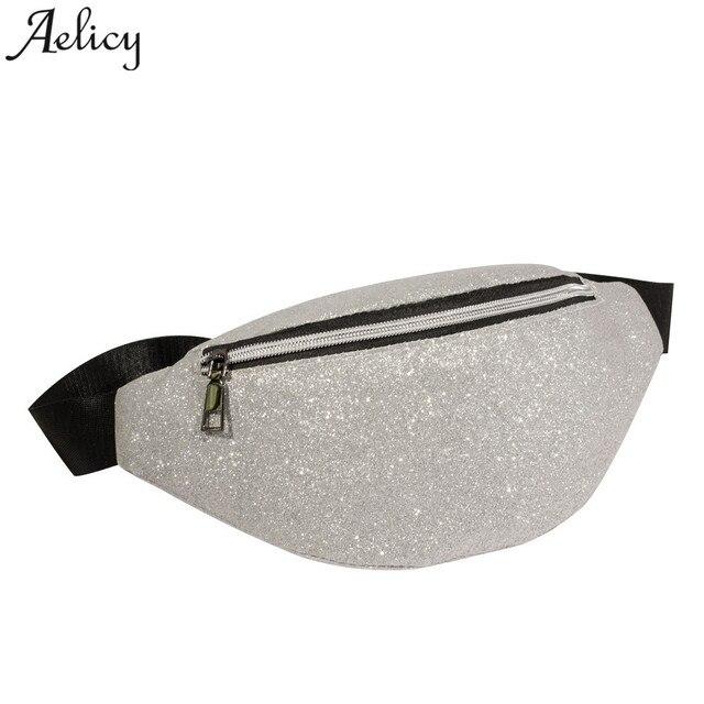 Aelicy мода Грудь Сумки Повседневная Женская обувь сумка через плечо Для женщин Курьерские сумки слинг груди пакет Для женщин сумка