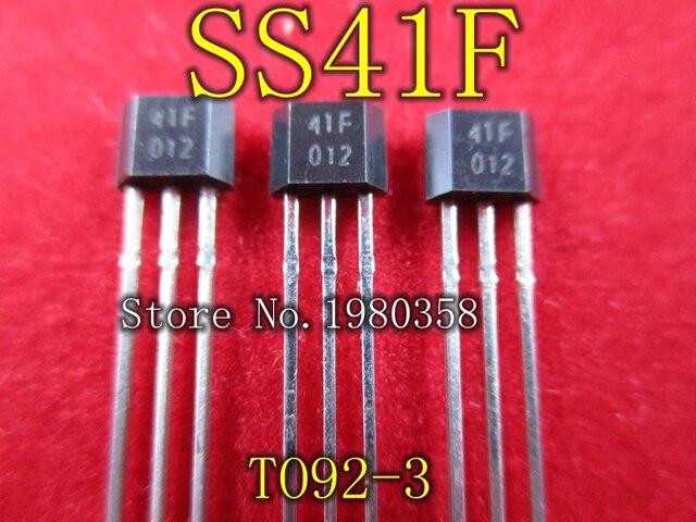10 قطعة SS41 SS41F TO3 الاستشعار SS قاعة تأثير ثنائي القطب جديد نوعية جيدة