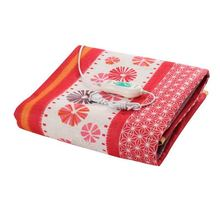 Electric Blanket For Winter Warm Heating Pad Heated Single Double Size