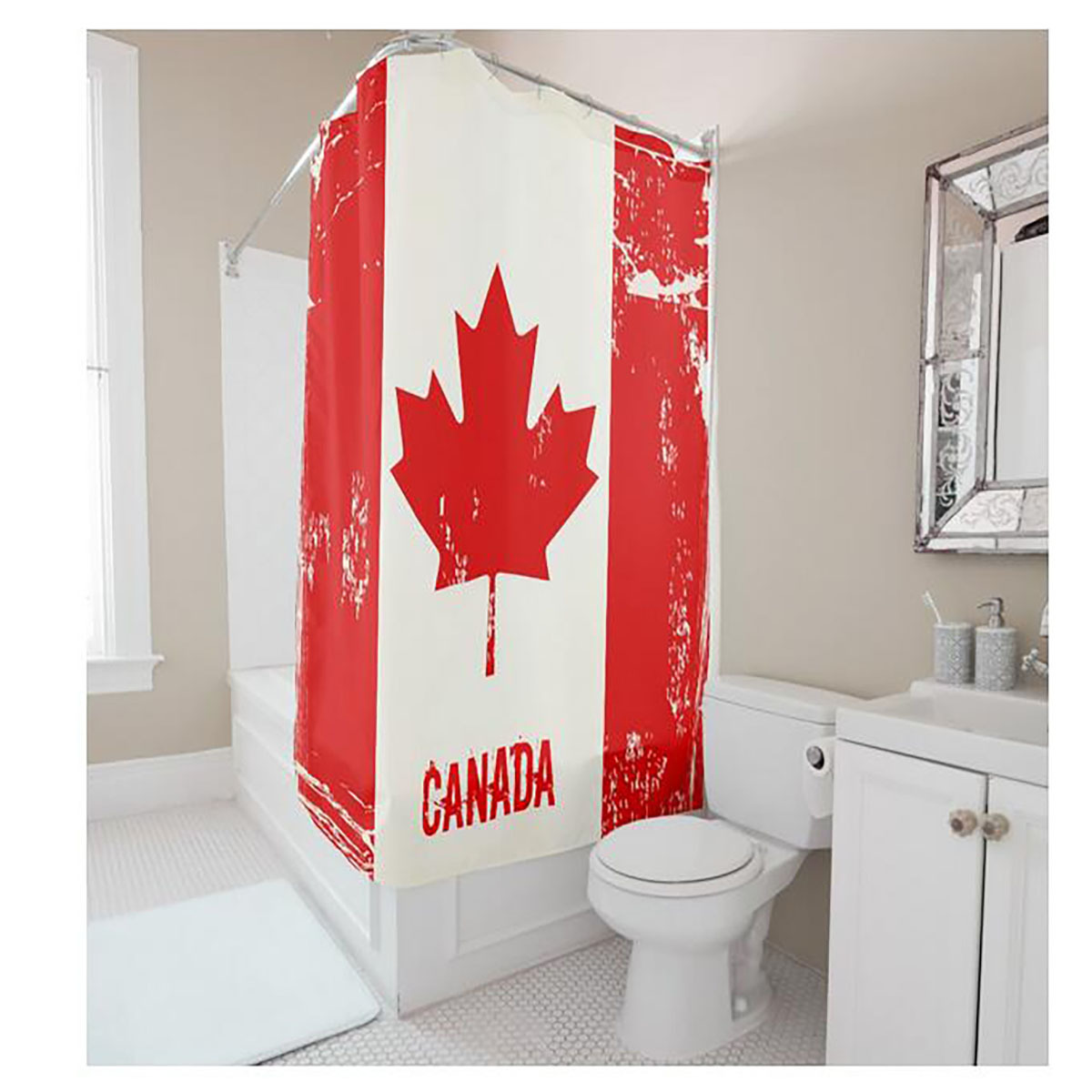 Buy canada shower curtain and get free shipping on AliExpress.com