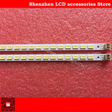 2PCS FOR TCL L40F3200B 40 DOWN LJ64 03029A  LCD TV backlight lamp bar LTA400HM13 LJ64 03029A  2011SGS40 5630 60 H1 60LED 455MM