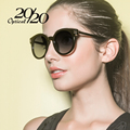 Mulheres Óculos De Sol Redondos Retro Feminino Reflexivo Espelho Polarizada Óculos de Sol Famosos Senhoras Marca Grife Oculos 7021