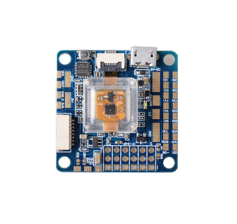 OmniNXT F7 controlador de vuelo FC OSD 5 V/8 V BEC MPU6000 Gyro ICM20608 32khz 3 6S VS F4 PRO V3-in Partes y accesorios from Juguetes y pasatiempos on AliExpress - 11.11_Double 11_Singles' Day 1