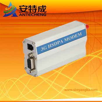 Download 14.4Mbps data transfer 3G HSPA+/WCDMA USB Modem