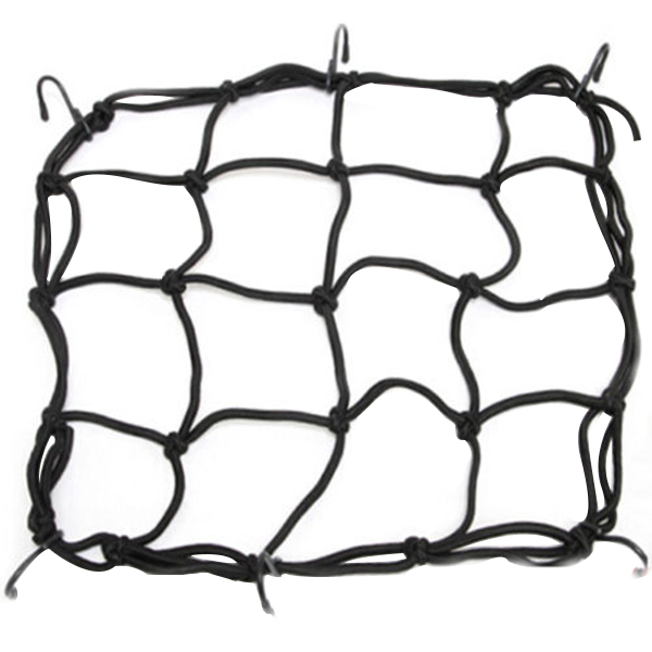 30x 30cm Motorcycle Luggage Net Bike Tank Helmet Web Cords Mesh Cargo Net Hook Tuck Net String Bag Black30x 30cm Motorcycle Luggage Net Bike Tank Helmet Web Cords Mesh Cargo Net Hook Tuck Net String Bag Black