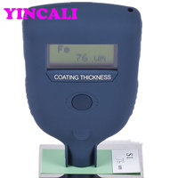 Newly Portable Coating Thickness Gauge Leeb250 Magnetic Induction Measuring Range 0~ 1250 um High Sensitive Thickness Tester
