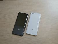 New For Xiaomi Mi5 Mi 5 Spare Parts Battery Back Cover Door 3D Glass Phone Housing