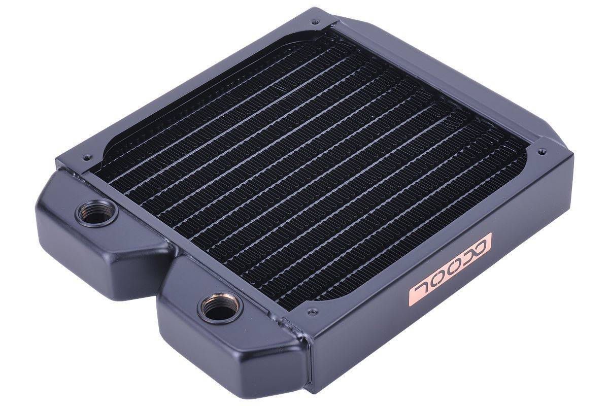 Alphacool NexXxoS ST30 120mm 12cm Full Copper Radiator Water Cooling фен sinbo shd 2696