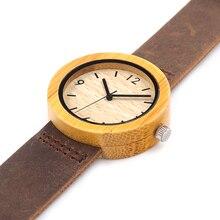 Zegarek drewniany Bobobird Cuculo