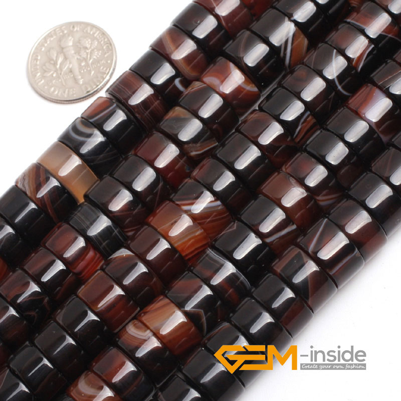 6X12MM rondelle dream lace carnelia n beads natural stone beads DIY loose beads for jewelry making