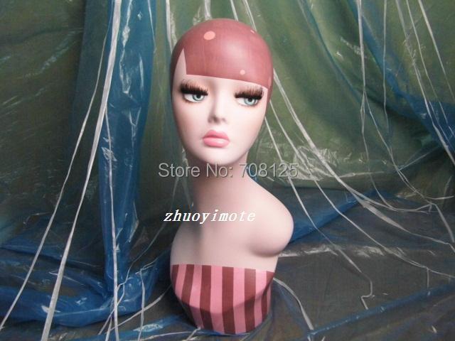 2014 Baru Kedatangan Tangan Dicat Perempuan Fiberglass Mannequin - Seni, kerajinan dan menjahit - Foto 4