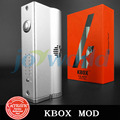 Promotion!!  Authentic Kanger Kbox Mod Black 40w Fit For Kanger Subtank  E Cig Variable Wattage Electronic Cigarette Kbox Mod