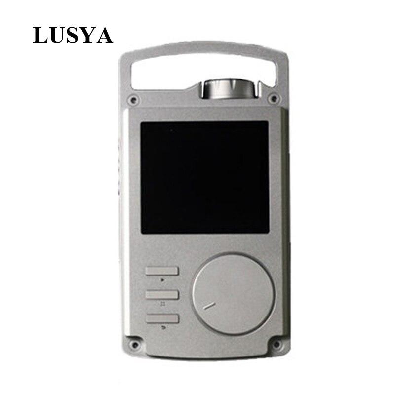 Lusya Ak4497 OPA1642 DSD AMP Amplifier Portable Lossless HiFi Music Player MP3 T0477