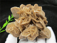 Natural Desert Rose Quartz Flowers Crystal Clusters Decoration Resistant Healing Stone Crystal Chakra Reiki For Collection