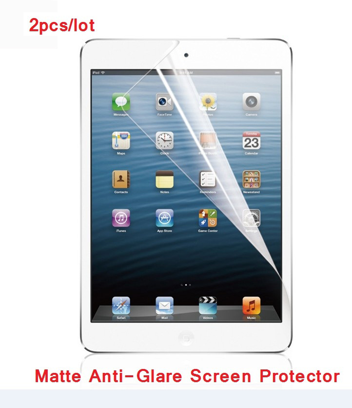2 X Ultra Clear Matte Anti Glare Screen Protector Protective Film For Ipad 9.7 2017 2018 Air 1 2 Pro / For Ipad Mini 1 2 3 4 A Complete Range Of Specifications