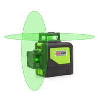 NEW Laser Lines Green Laser Levels 360 Horizontal And 360 Vertical