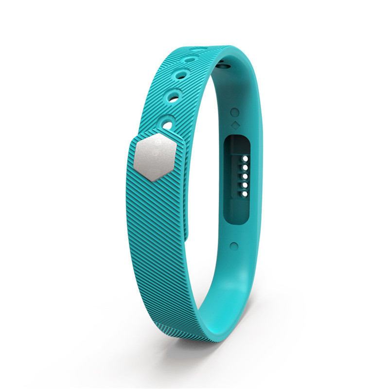 2017 Hot sale Colorful Silicone Replace Wrist Band Strap Bracelet For Fitbit Flex 2 Smart Band Replace Bracelet For Fitbit Flex2