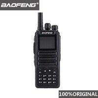 מכשיר הקשר DM-1701 Baofeng DMR מכשיר הקשר Tier 1 Tier 2 כפול חריץ כפול זמן דיגיטלי Band שני הדרך רדיו Baofeng Dm 1701 תחנת הרדיו חזיר (1)