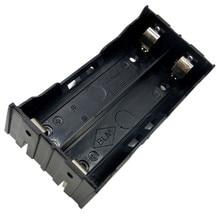 DIY Caixa de Armazenamento Caso Titular Para 2X18650 3.7 V Bateria Recarregável de 4 Pinos transporte da gota VENDA QUENTE 18Jan29