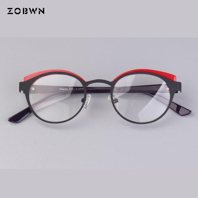 9c7a623eb625 Kids Round eyeglasses women optical frame similar Harry Potter glasses man  frame fashion eye glasses oculos de grau femininos