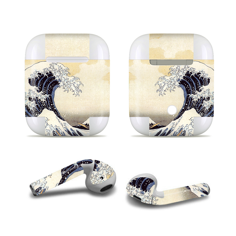 Gooyiyo Luxury Earbuds Sticker Diy Personality Earphone Vinyl