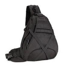 Männer taschen große kapazität reise schulter rucksack freelander seite taschen taktik brust paket 14 zoll laptop reisetasche tasche