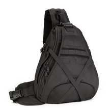Hombres bolsas de viaje de gran capacidad de un hombro mochila bolsas tácticas freelander lado pecho paquete de 14 pulgadas bolsa de ordenador portátil de viaje bolsa