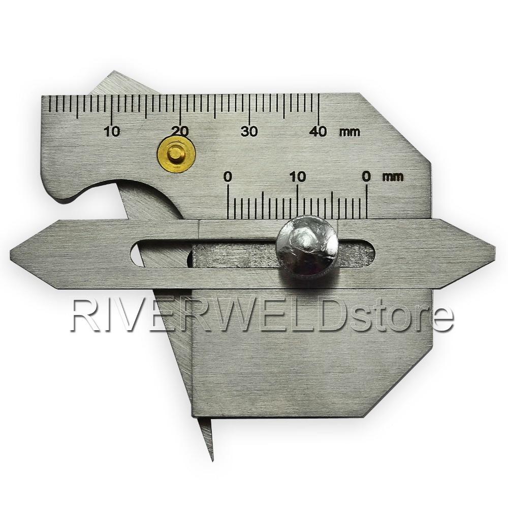 costura gage régua hjc40 métrica