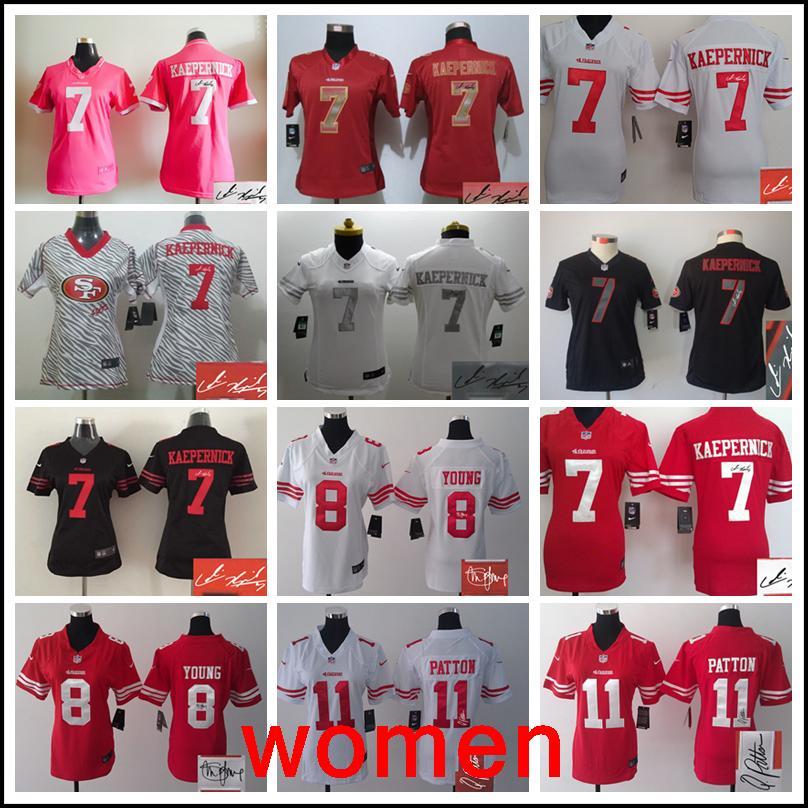 Nike jerseys for sale - Popular 49ers Kaepernick-Buy Cheap 49ers Kaepernick lots from ...