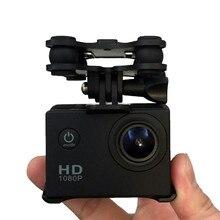Высокое Качество SJ/GoPro/Xiaoyi Держатель Камеры с Gimble/Gimbal Для SYMA X8C/X8G/X8W rc Quadcopter Drone вертолет