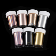 Rose Gold Laser violet Nail Foil Silver Holographic Manicure Nail Art Transfer Stickers Decal DIY personality Sticker Decoration 4 70cm matte nail foil rose gold laser nail art polish transfer foil tips decor holographic foil nail rolls nail diy materials