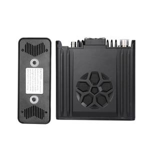 Image 4 - Zastone D9000 جهاز لاسلكي للسيارة محطة 50 واط UHF/VHF 136 174/400 520 ميجا هرتز اتجاهين راديو هام HF جهاز الإرسال والاستقبال