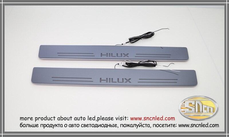 Pedal Hilux -2