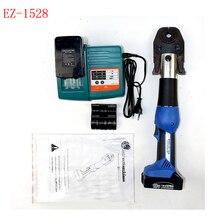 EZ-1528 Мини Батареи Труба Обжимной Инструмент для Viega Тип Медный Штуцер с V/TH/U/ВАУ/С. В./M ЧЕЛЮСТИ (только можете выбрать один)