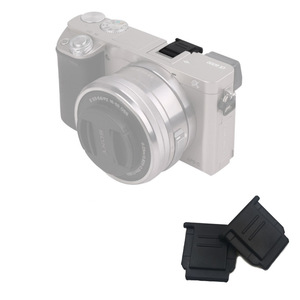 Image 2 - 50 100pcs camera Hot Shoe Per Sony DSLT Mirrorless Macchina Fotografica di A6500 A6400 A6300 A77II come FA SHC1M