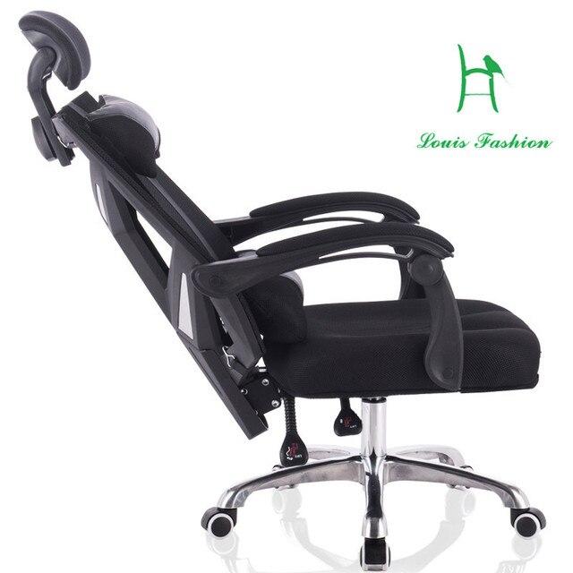 Chaise D Ordinateur Menage Maille Chaise De Bureau Offre Speciale