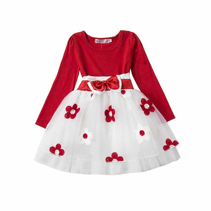 3d547f094 Lindo tul bebé niñas vestido Casual bebé 1 año cumpleaños fiesta tutú Vestidos  Niña ropa de