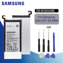 Original Battery For SAMSUNG G920 EB-BG920ABE 2550mAh For Samsung Galaxy S6 G9200 SM-G920F G920I G920A Replacement Phone Battery 5pcs free dhl original replacement for samsung s6 g9200 sm g920 g920f g920i g920x lcd display with touch screen digitizer